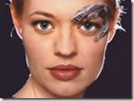 Seven of Nine made a Bluetooth look cool.
