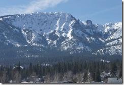 A Diamond mountain