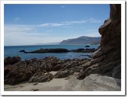 punta pescaderos beach