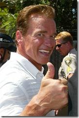 way to go, Arnie