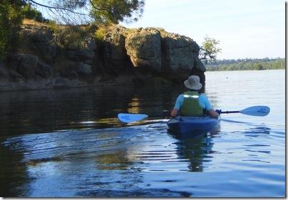 quiet moment on Lake Natoma