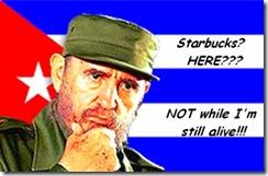 Starbucks? No, gracias.