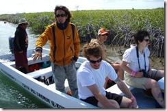 Sian Ka'an boat tour
