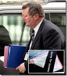 British secret papers
