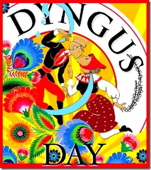 Dyngus Day poster