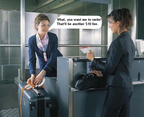 Another airline fee to expect soon.