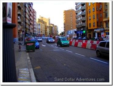 Zaragosa street