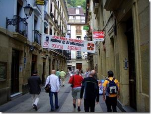 Basque banner