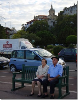 Hondaribbia couple