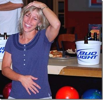 bowling tummyrub