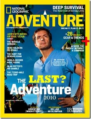 Nat Geo Adventure last cover