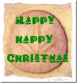 sand dollar christmas