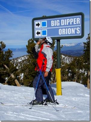 ski tahoe by flask