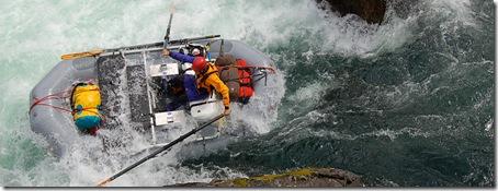 rafting whitewater