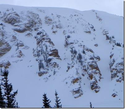 UT 2010 steep chutes