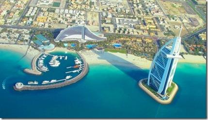 Dubai harbor