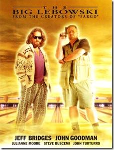 Lebowski movie poster