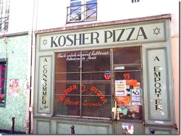 Italian Jewish food?