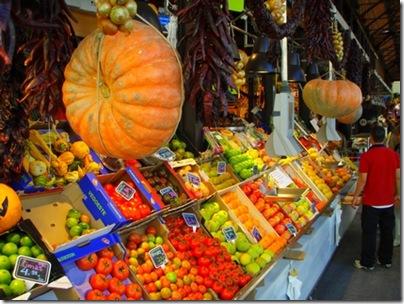 madrid produce