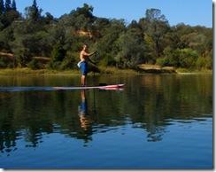lake paddler