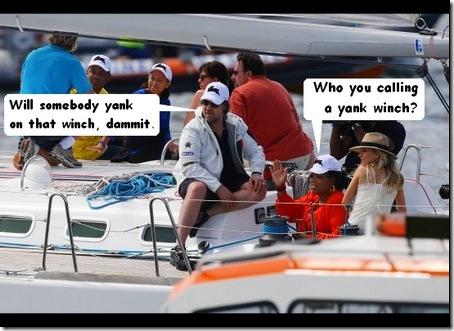 oprah sailing
