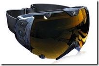 ski goggles HUD