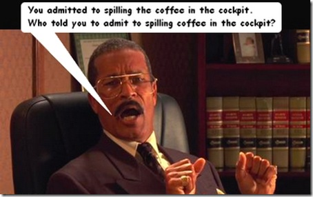 coffee Seinfeld lawyer