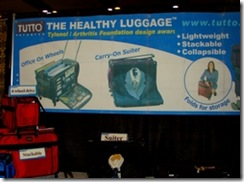 What in the hell is healthy luggage?