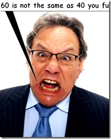 lewis black yelling