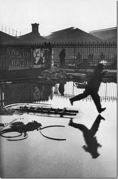 Cartier-Bresson photo