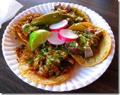 taco truck food
