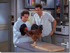 cockfighting seinfeld