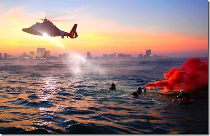 coast guard heli rescue