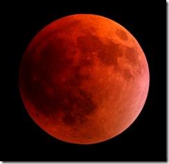 lunar elipse