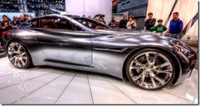 shiny object car