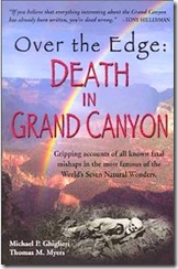 Death in the Grand Canyon book