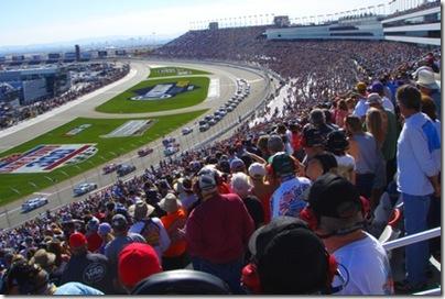 NASCAR start