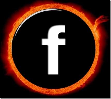 Facebook IPO eclipses moon