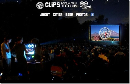 clips crowd viewing films