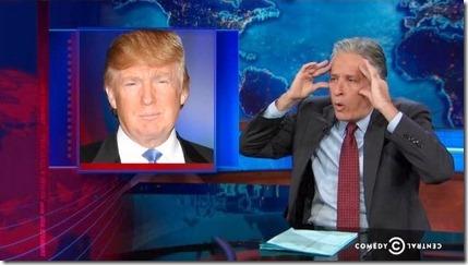 Trump on Stewart