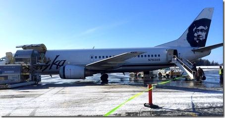 AK Air 737 Combo