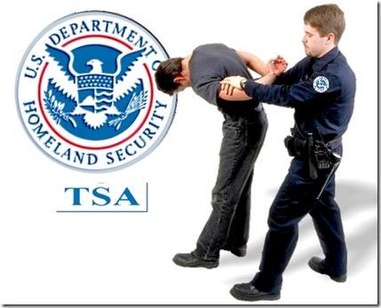 TSA arrest