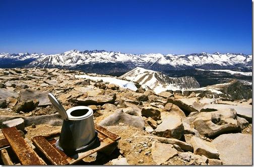 mountain potty